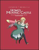 Howl's Moving Castle [SteelBook] [Blu-ray/DVD]