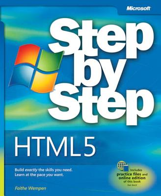HTML5 Step by Step - Wempen, Faithe