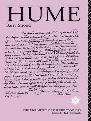 Hume-Arg Philosophers - Stroud, Barry, and Stround, Barry, and Stroud Barry