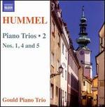 Hummel: Piano Trios, Vol. 2 - Nos. 1, 4 and 5