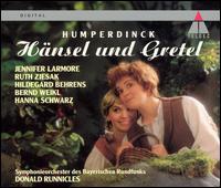 Humperdinck: Hänsel und Gretel - Bernd Weikl (vocals); Christine Schäfer (vocals); Hanna Schwarz (vocals); Hildegard Behrens (vocals);...