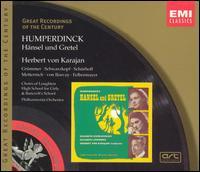 Humperdinck: Hänsel und Gretel - Anny Felbermayer (vocals); Elisabeth Grümmer (vocals); Elisabeth Schwarzkopf (vocals); Else Schürhoff (vocals);...