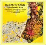 Humphrey Searle: Symphonies 1 & 4