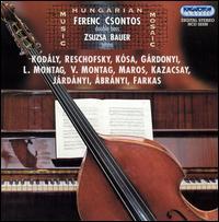 Hungarian Music Mosaic - Béla Drahos (flute); Ferenc Csontos (double bass); József Balogh (clarinet); Ottó Rácz (oboe); Sandor Berki (horn);...