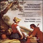 """""""Hungarian"""" Violin Sonatas"""