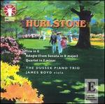 Hurlstone: Trio in G; Adagio; Quartet in E minor