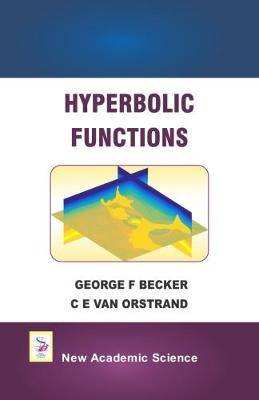 Hyperbolic Functions - Becker, George F.