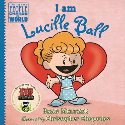 I Am Lucille Ball - Meltzer, Brad