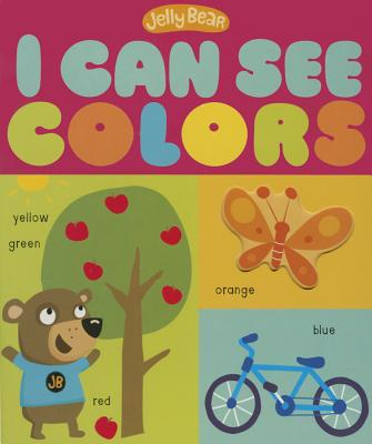 I Can See Colors - Hegarty, Patricia