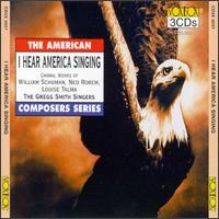 I Hear America Singing - April Lindevald (alto); Charles Robert Stevens (baritone); Drew Martin (tenor); Dwana Holroyd (piano);...