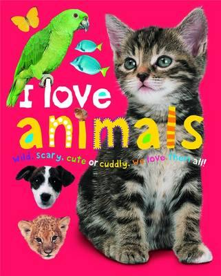 I Love Animals - Priddy, Roger