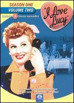 I Love Lucy: Season 1, Vol. 2