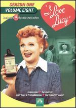 I Love Lucy: Season 1, Vol. 8 -