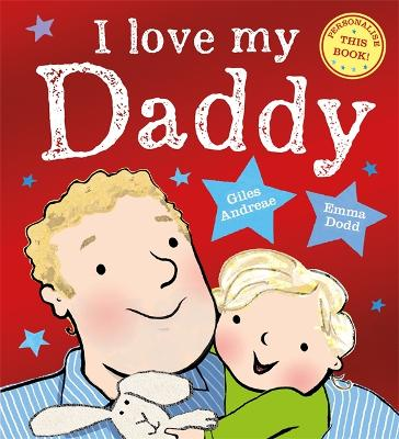 I Love My Daddy - Andreae, Giles