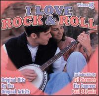 I Love Rock & Roll, Vol. 15 - Various Artists