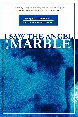 I Saw the Angel in the Marble - Davis, Chris, and Davis, Ellyn, and Gatto, John T (Foreword by)