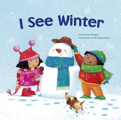 I See Winter - Ghigna, Charles