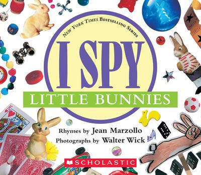 I Spy Little Bunnies - Marzollo, Jean