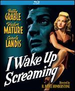 I Wake Up Screaming [Blu-ray]