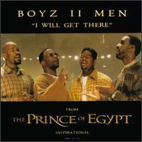 I Will Get There [CD Single] - Boyz II Men
