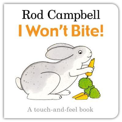 I Won't Bite! - Campbell, Rod