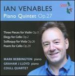 Ian Venables: Piano Quintet Op. 27