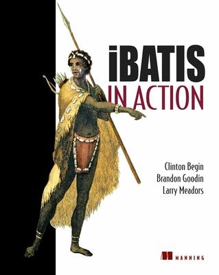 iBatis in Action - Begin, Clinton