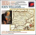 Iberia: Granados, Rodrigo, Llobet