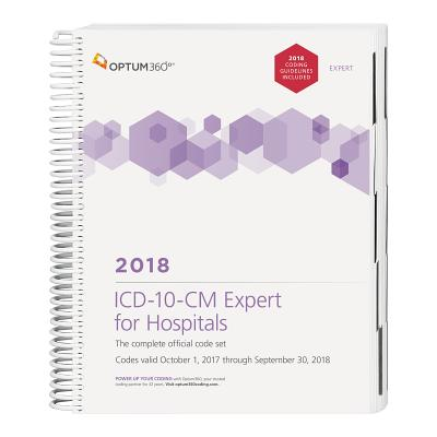 ICD-10-CM Expert for Hospitals 2018 (Spiral) - Optum 360