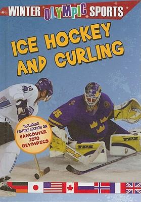 Ice Hockey and Curling - Johnson, Robin