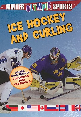 Ice Hockey and Curling - Johnson, Robin
