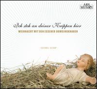 Ich steh an deiner Krippen hier - Heinz Wilhelm Norden (violin); Horst Westermann (trumpet); Ingo Kleppe (clarinet); Joseph Pichler (flute);...