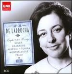 Icon: Alicia de Larrocha - Complete EMI Recordings