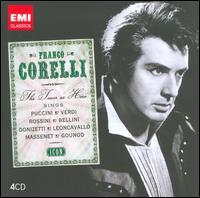 Icon: Franco Corelli - Adriana Lazzarini (mezzo-soprano); Angelo Mercuriali (tenor); Antonietta Stella (soprano); Birgit Nilsson (soprano);...
