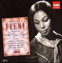 Icon: Mirella Freni Sings Verdi, Puccini, Donizetti, Mozart, Gounod, Mascagni, Bellini, Bizet - Agnes Baltsa (mezzo-soprano); Alain Vanzo (tenor); Francesca Garbi (mezzo-soprano); Franco Corelli (tenor);...