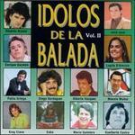 Idolos de la Balada, Vol. 2