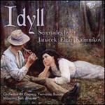 Idyll: Serenades by Janàcek, Elgar, Kalinnikov