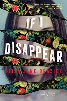 If I Disappear - Brazier, Eliza Jane