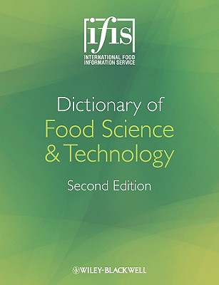 IFIS Dictionary of Food Science and Technology - International Food Information Service