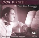 Igor Kipnis Solo Recordings 1962