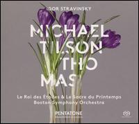 Igor Stravinsky: Le Roi des Étoiles; Les Sacre de Printemps - David Ohanian (french horn); Laurence Thorstenberg (horn); Paul Fried (flute); Sherman Walt (bassoon);...