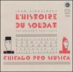 Igor Stravinsky: L'Histoire du Soldat; Rimsky-Korsakov: Capriccio Espagnol