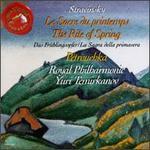 Igor Stravinsky: Petrouchka; The Rite of Spring
