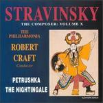 Igor Stravinsky: Petrushka; The Nightingale