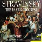 Igor Stravinsky (The Composer, Vol. 6): The Rake's Progress