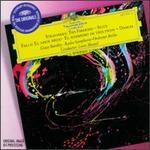 Igor Stravinsky: The Firebird Suite; Manuel de Falla: El Amor Brujo; El sombrero de tres picos - Dances