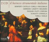 Il Barocco Strumentale Italiano - Andrea Dandolo (guitar); Antonio Fantinuoli (cello); Antonio Frige (clavicembalo); Artifizii Musicali; Claudio Ronco (cello);...