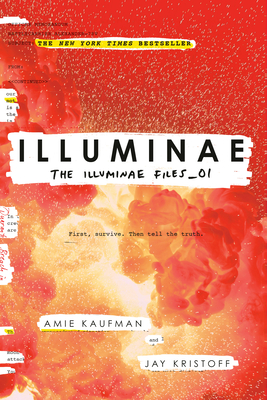 Illuminae - Kaufman, Amie, and Kristoff, Jay