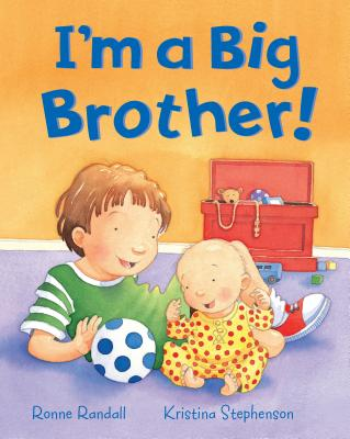 I'm a Big Brother! - Randall, Ronne