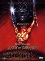 Army of Darkness [Director's Cut] (Dvd, 2000)